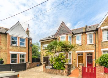 Thumbnail 4 bed end terrace house for sale in Gordon Avenue, St Margarets
