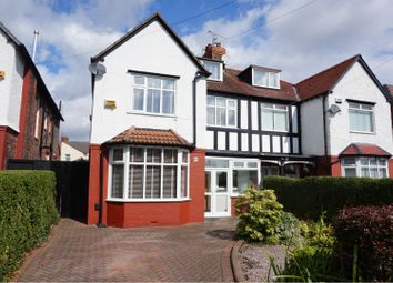 Thumbnail 5 bed semi-detached house for sale in Prenton Road West, Birkenhead