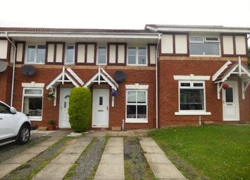 Thumbnail 2 bed terraced house to rent in Ross Drive, Airdrie, North Lanarkshire