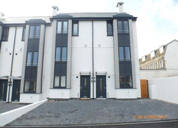 Thumbnail 4 bed terraced house to rent in Ocean Heights, Ulalia Road, Newquay, Cornwall