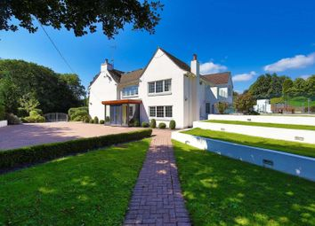 Thumbnail 5 bed detached house to rent in Rudry Road, Lisvane, Cardiff
