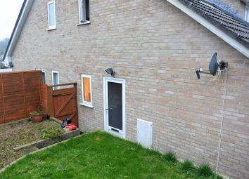 Thumbnail 1 bed semi-detached house to rent in Helleur Close, St. Blazey, Par