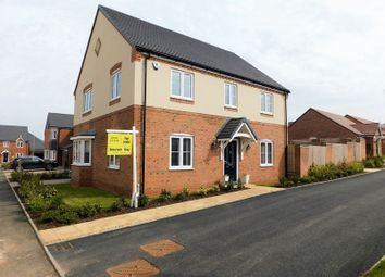 Thumbnail 4 bed detached house for sale in Devereux Gardens, Great Haywood, Stafford