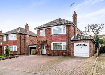 Thumbnail 3 bed detached house for sale in Paulden Avenue, Baguley, Manchester, Greater Manchester