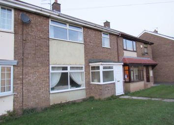 Thumbnail 3 bedroom terraced house to rent in Bruni Way, Rossington