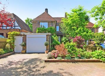 Thumbnail 4 bed semi-detached house for sale in Monkhams Lane, Woodford Green, Essex