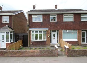 Thumbnail 3 bed semi-detached house for sale in Avonmouth Road, Farringdon, Sunderland
