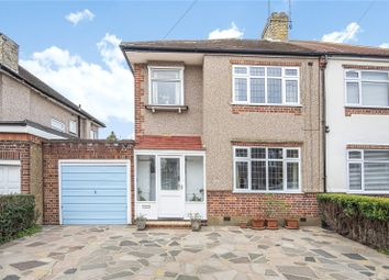 Thumbnail 3 bed semi-detached house for sale in St. Michaels Crescent, Pinner, Middlesex