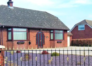 Thumbnail 3 bed detached bungalow for sale in Halcog, Brymbo, Wrexham