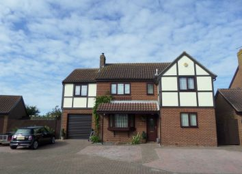 Thumbnail 5 bedroom detached house for sale in River Walk, Great Yarmouth