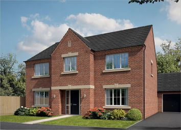 Thumbnail 5 bed detached house for sale in Jubilee Park, Thirkill Drive, Harrogate