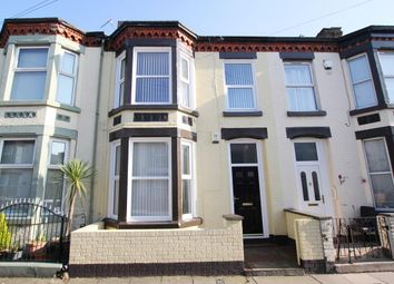 Thumbnail 3 bed terraced house to rent in Cecil Street, Wavertree, Liverpool