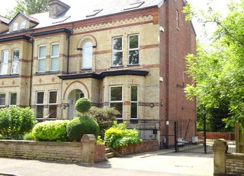 Thumbnail 1 bed flat for sale in 8 Alness Road, Whalley Range, Manchester.