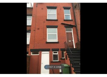 Thumbnail 3 bed terraced house to rent in Cobden Terrace, Leeds