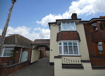 Thumbnail 3 bed semi-detached house for sale in Arbury Road, Nuneaton
