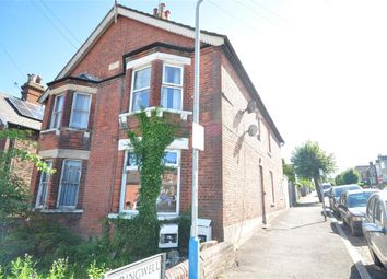 Thumbnail 1 bed flat for sale in St. Marys Road, Tonbridge, Kent