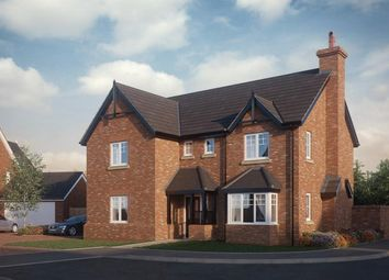 Thumbnail 4 bed detached house for sale in Abbots Lea Off Shrewsbury Road, Hadnall, Shrewsbury