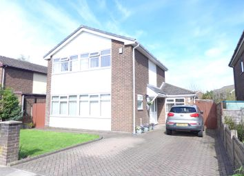 Thumbnail 3 bed detached house for sale in Walton Street, Hopwood, Heywood