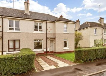 Thumbnail 2 bed flat for sale in Aros Drive, Glasgow, Lanarkshire