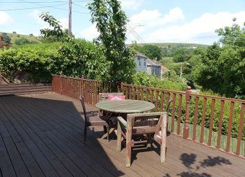 Thumbnail 4 bed detached bungalow for sale in Ffordd Raglan, Heol Y Cyw, Bridgend, Mid Glamorgan.