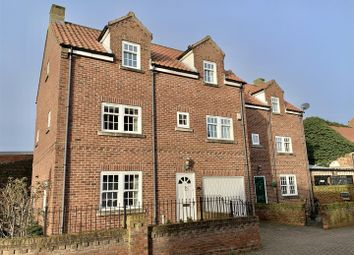 Thumbnail 3 bed town house for sale in Chapel Mews, Thirsk