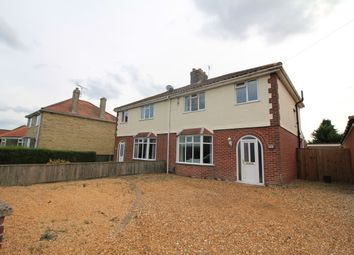 Thumbnail 3 bed semi-detached house to rent in Holt Road, Norwich