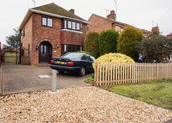 Thumbnail 3 bed detached house for sale in Peterborough Road, Peterborough