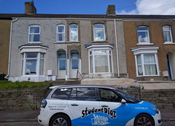 Thumbnail 4 bed property to rent in Malvern Terrace, Brynmill, Swansea