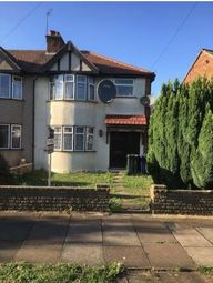 3 bed end terrace house for sale in Ferrymead Avenue, Greenford UB6