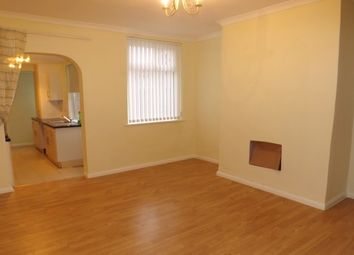 Thumbnail 3 bed terraced house to rent in Ridgeway Lane, Warsop, Mansfield