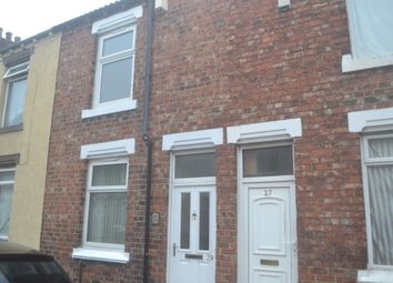Thumbnail 2 bed terraced house to rent in Dorothy Street, Middlesbrough