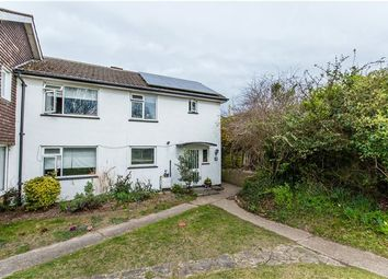 Thumbnail 3 bed end terrace house for sale in New Road, Sawston, Cambridge