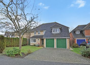 Thumbnail 5 bed detached house to rent in Constantine Road, Ashford