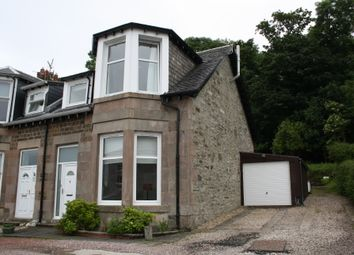 Thumbnail 3 bed end terrace house for sale in 12 Crosshill Villas, Isle Of Bute, Rothesay