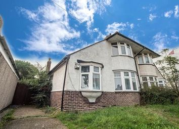 Thumbnail 3 bed semi-detached house for sale in Lingfield Crescent, Eltham, London