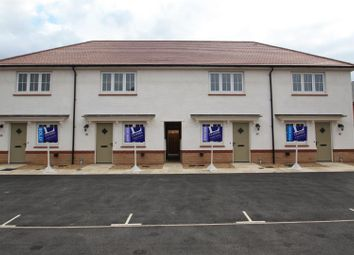 2 bed terraced house for sale in Parks Close, Hartford, Northwich CW8