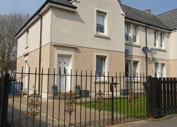 Thumbnail 2 bedroom flat for sale in Newarthill Road, Lanarkshire