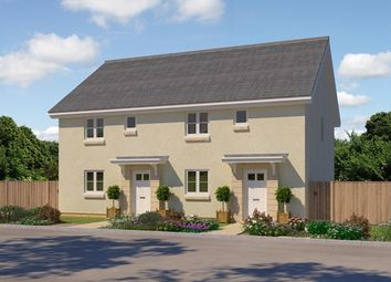 Thumbnail 3 bed semi-detached house for sale in Foxglove Grove, Cambuslang, Glasgow