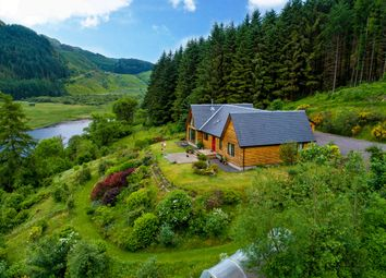 Thumbnail 5 bed detached house for sale in Loch Avich, By Taynuilt
