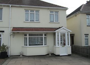 Thumbnail 3 bed semi-detached house for sale in Topps Drive, Bedworth, Nuneaton, Warwickshire