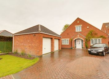 Thumbnail 3 bedroom detached bungalow for sale in Merend Close, Sandtoft, Doncaster
