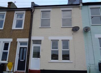 Thumbnail 2 bed terraced house to rent in Hardwicke Road, Hastings