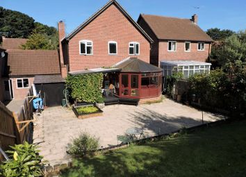 Thumbnail 4 bed detached house for sale in Haughgate Close, Woodbridge