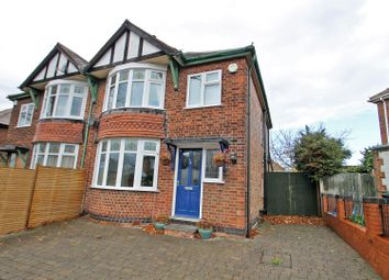 Thumbnail 3 bed semi-detached house to rent in Ashworth Crescent, Mapperley, Nottingham