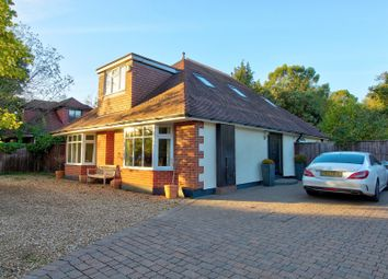 Thumbnail 4 bed detached house for sale in Ringwood Road, Three Legged Cross, Wimborne