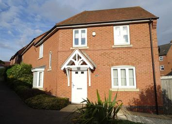 Thumbnail 3 bed semi-detached house for sale in Livingstone Lane, Earl Shilton, Leicester