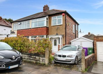 3 bed semi-detached house for sale in North Linkside Road, Liverpool L25