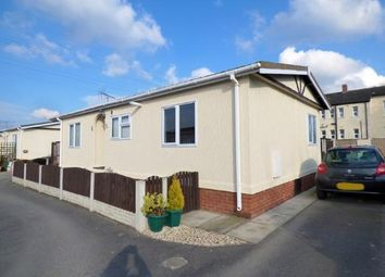 Thumbnail 2 bed mobile/park home for sale in Willow Brook, Station Road, Sandycroft, Deeside