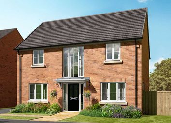 """Thumbnail 4 bed detached house for sale in """"The Lincoln"""" at Stoney Haggs Road, Scarborough"""