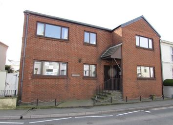 Thumbnail 2 bed flat to rent in Flat 1, Harbour View, Bowring Road, Ramsey